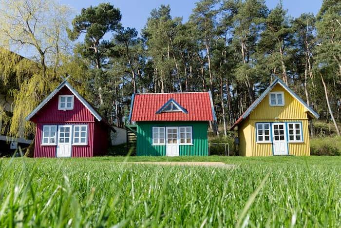 Tiny House dış görünüş