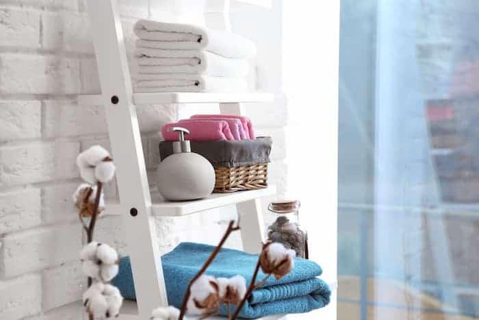Banyo Dekorasyon Havlu
