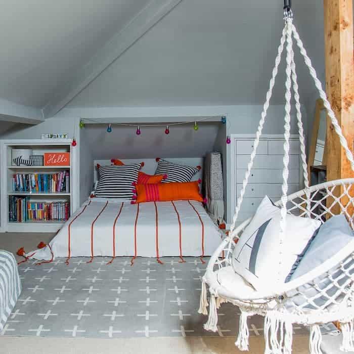 Odanın Şekline Göre Yatak
