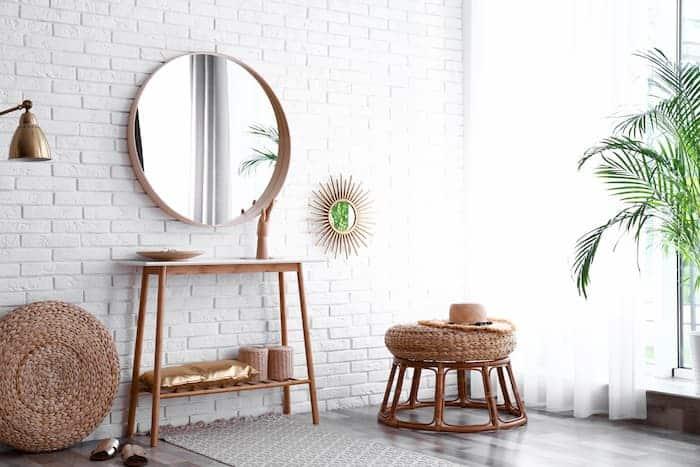 Duvara Dekoratif Ayna
