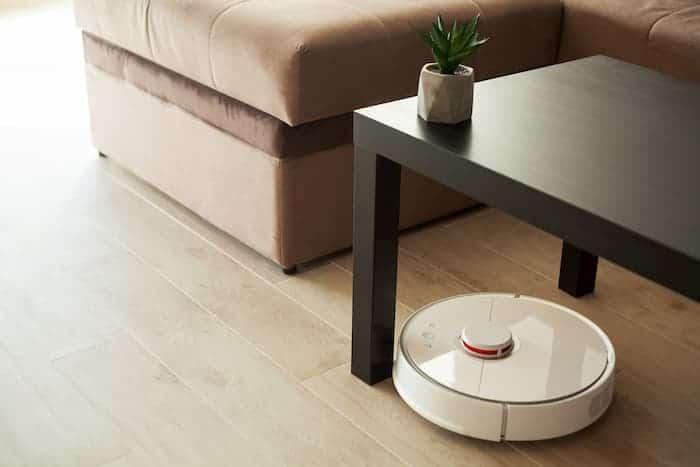 Robot Süpürge Sehpa