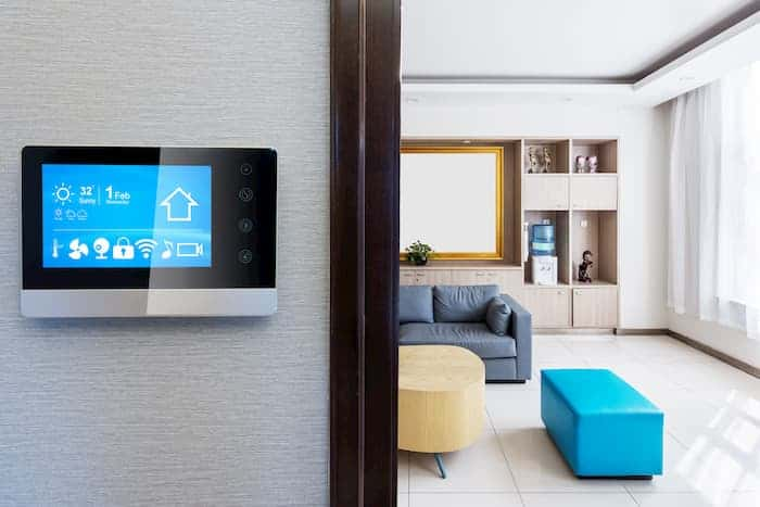 Akıllı Ev Kontrol Paneli