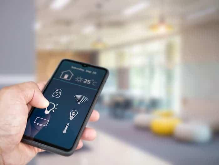 Akıllı Ev Telefonla Kontrol
