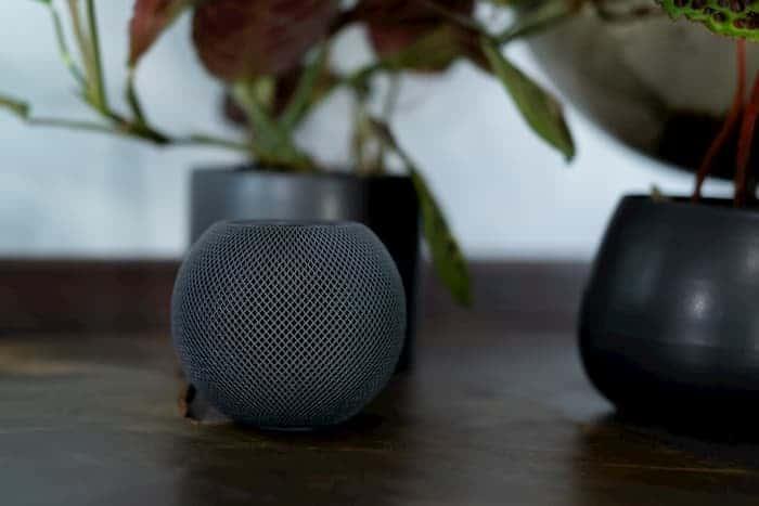 Apple HomePod Mini Akıllı Ev Asistanı