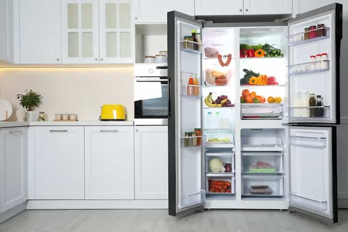 Beyaz Eşya - Çift Kapılı Buzdolabı