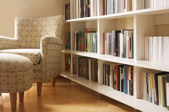 Kütüphane Berjer