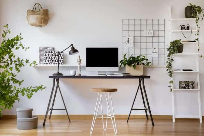 Modern Çalışma Odası