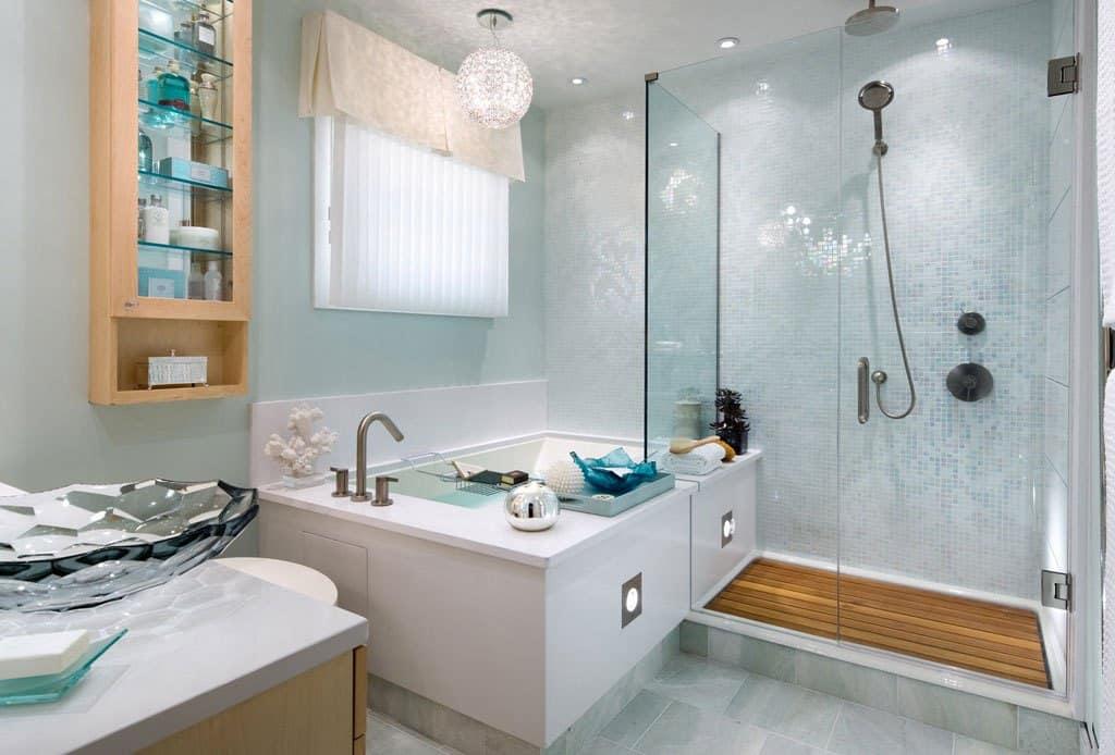Küçük Banyoları Büyük Gösterme Yolları