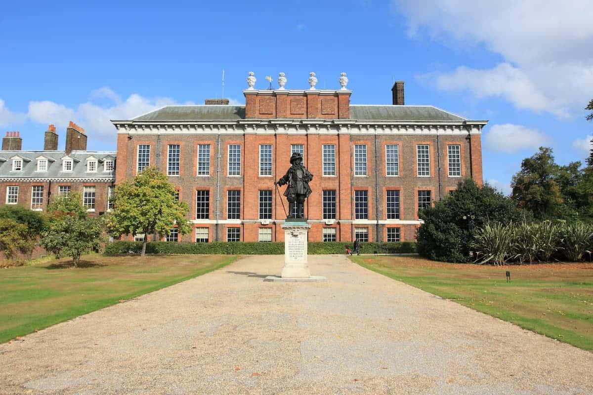 Kensington Palace Garden Londra