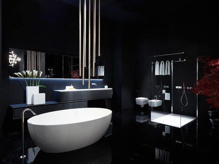 Siyah Banyo Kullanımı