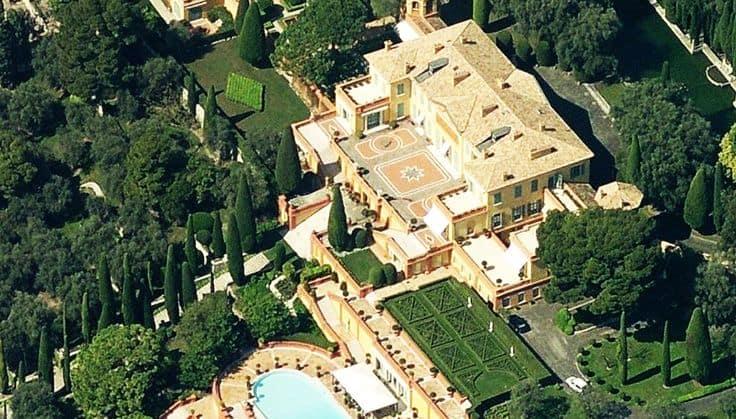 Villa Leopolda Hikayesi