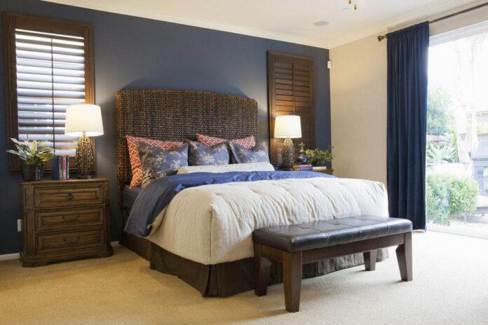 Yatak Odasında Duvar Rengi Seçimi