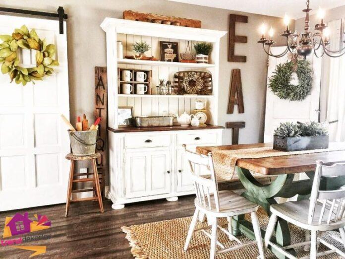 Küçük Yemek Odası Dekorasyon Fikirleri