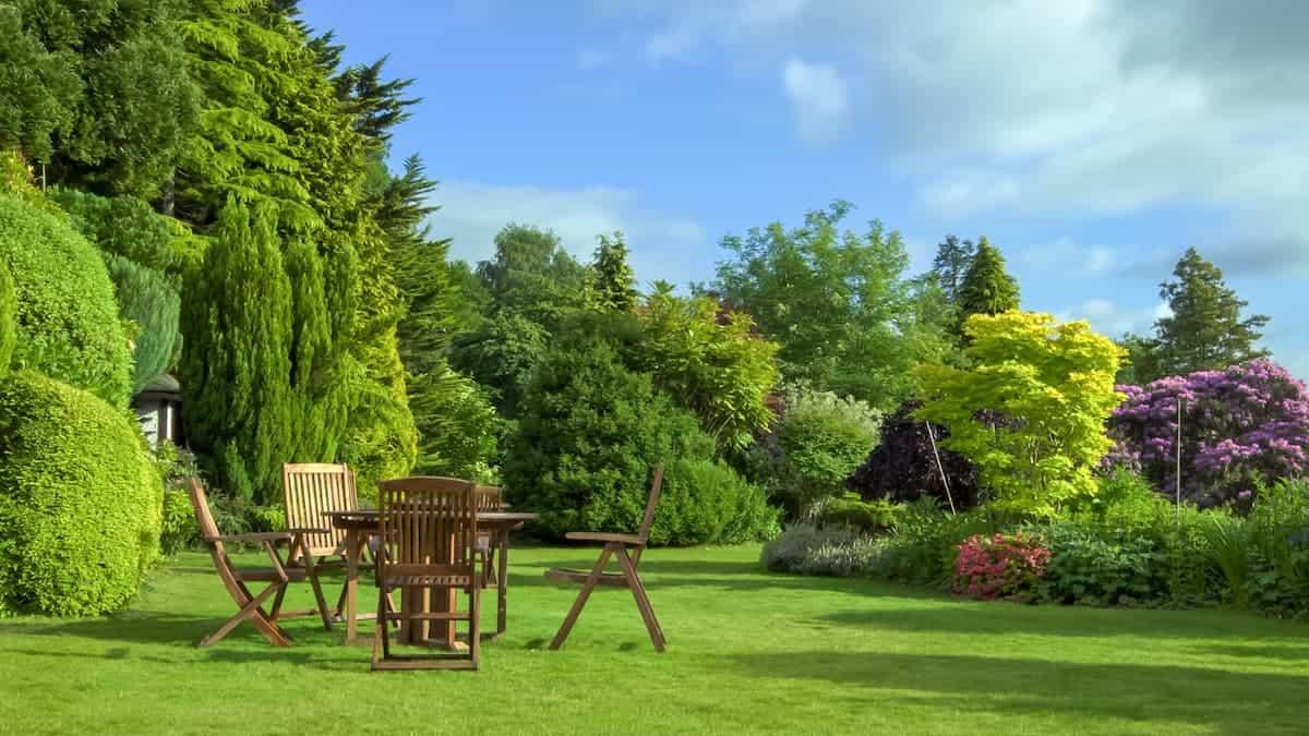 Ahşap Bahçe Masası ve Sandalye