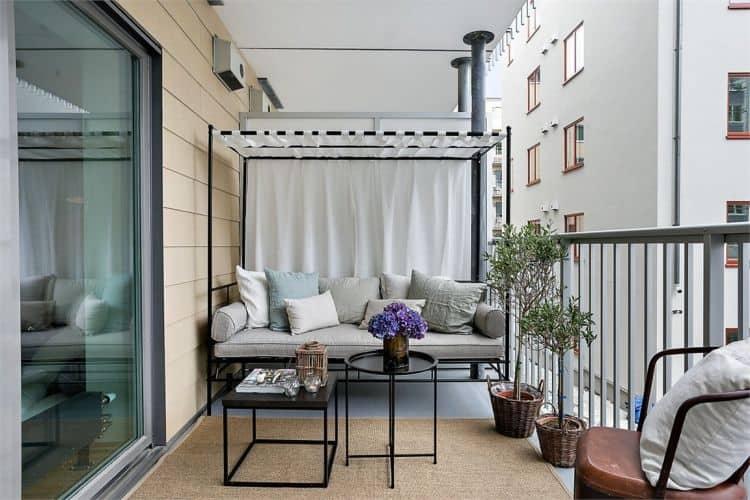 Balkon Dekorasyonu Önerileri