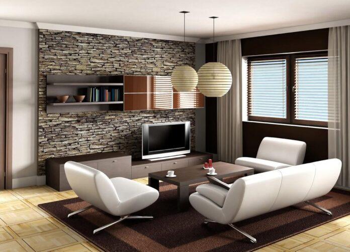 Göz Sağlığı İçin TV Arkası Duvar Dekorasyonu
