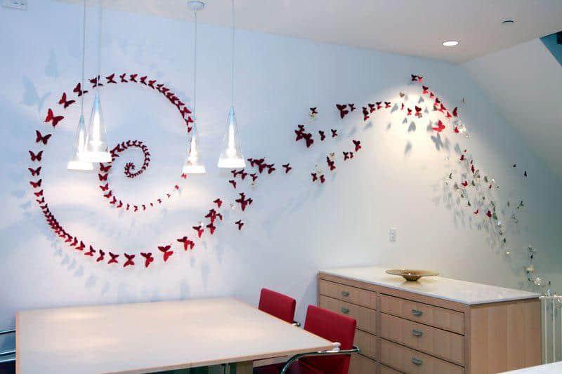 Modern Duvar Süsleri