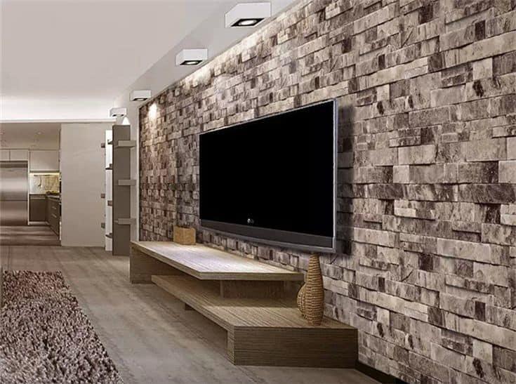 TV arkası Duvar Dekorasyonunda Renklerin Önemi