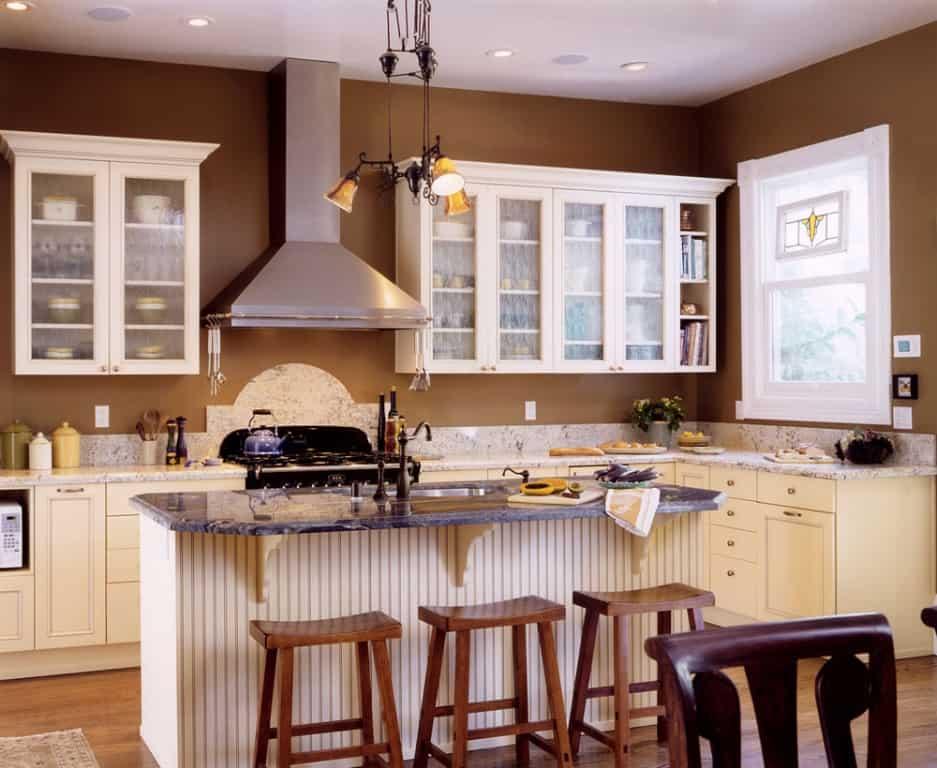 Amerikan Mutfak Dekorasyonu Nasıl Olmalıdır