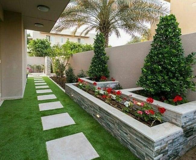 Bahçe ve Balkon Dekorasyon Fikirleri