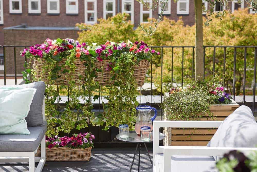 Bahçe ve Balkonlara Yaz için Tuyolar