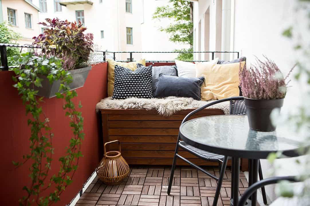 Balkon Dekorasyonunda Dikkat Edilmesi Gerekenler