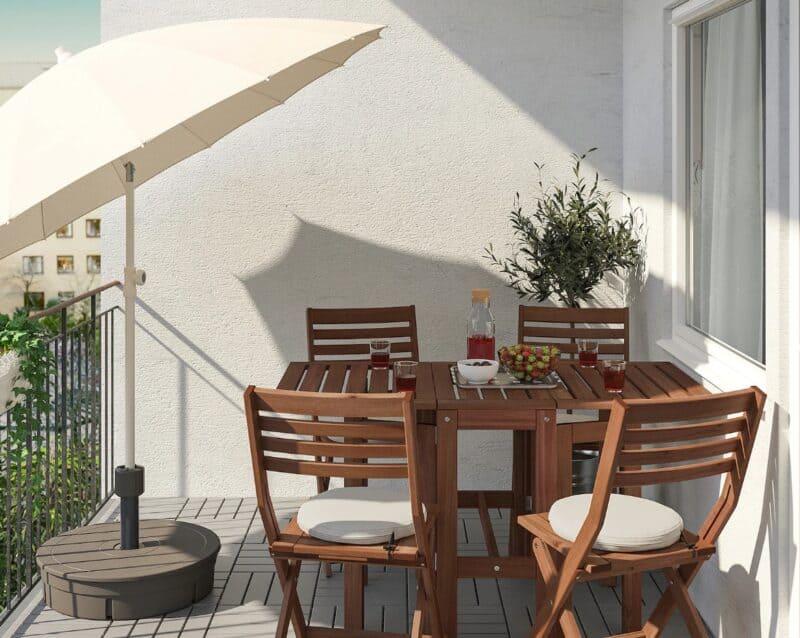 Balkon Masası Nasıl Olmalıdır?