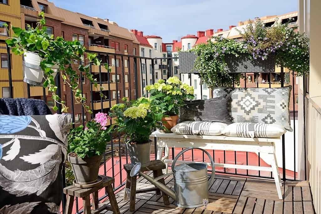 Balkon ve Bahçeler Bahar Geliyor!