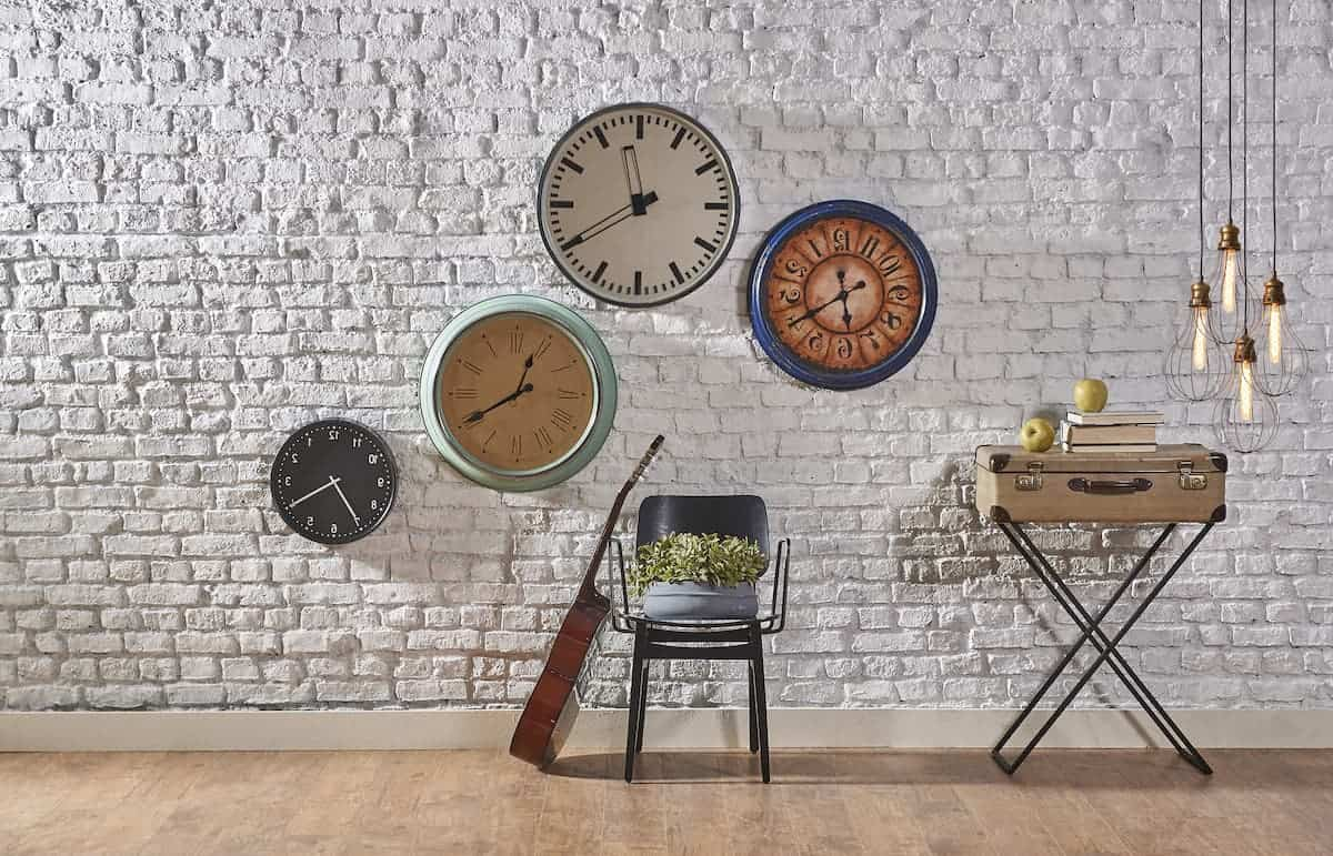 Duvar Süsü Saatler