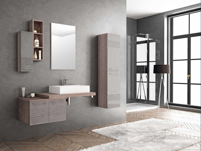 Kullanışlı Banyo Dolabı Modelleri