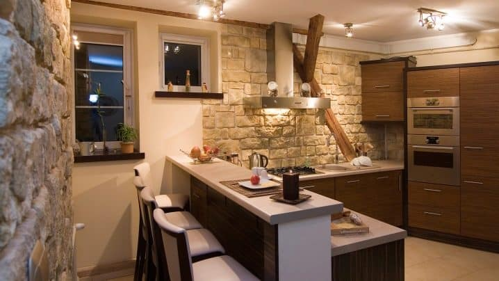 Mutfak Duvar Dekorasyonu Nasıl Olmalıdır?