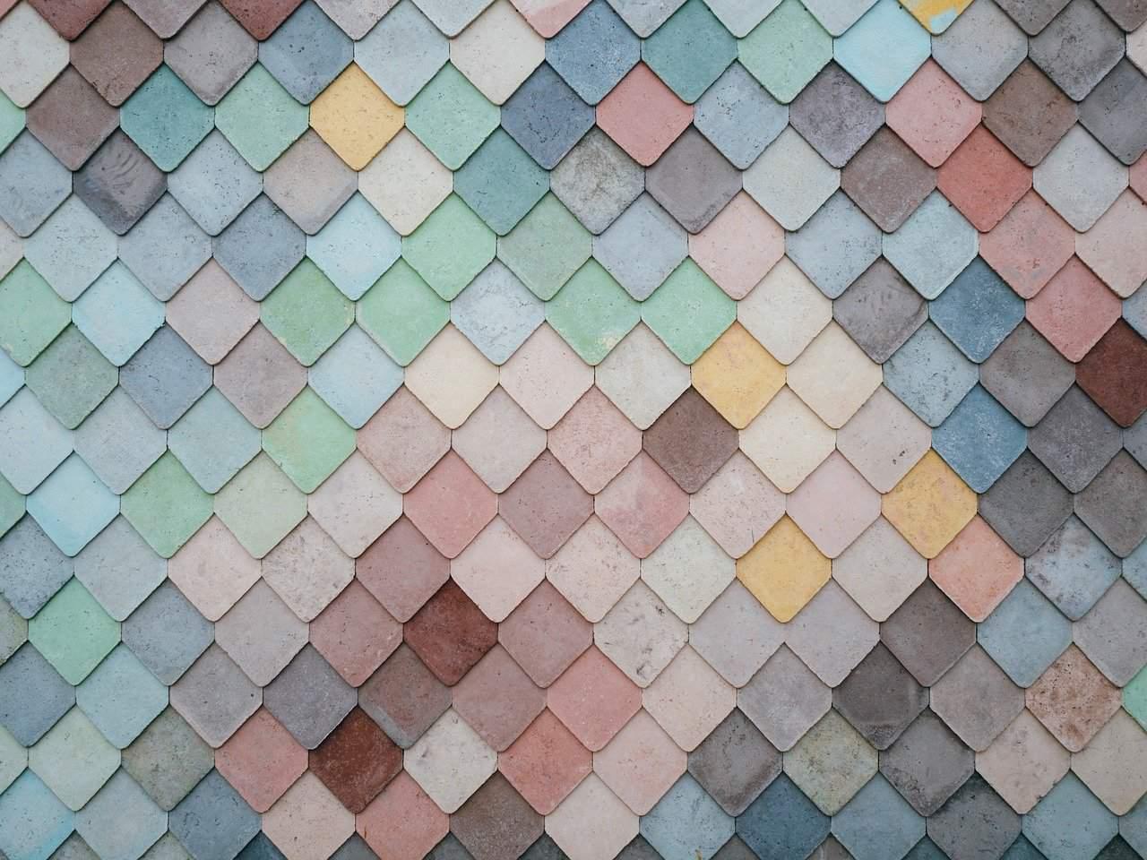 Renkli Fayanslar