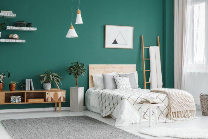 Yeşil Yatak Odası Fikirleri