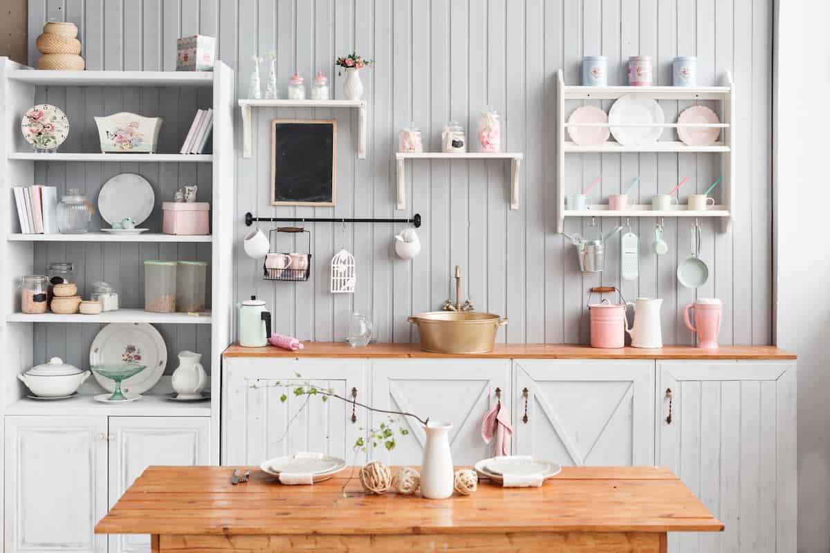 Mutfak Duvarı Dekorasyonu