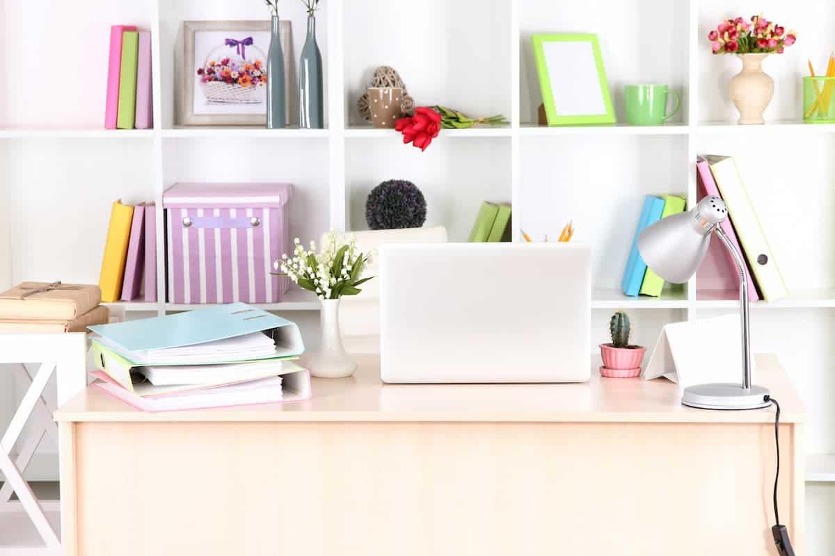 Canli Renkli Home Ofis