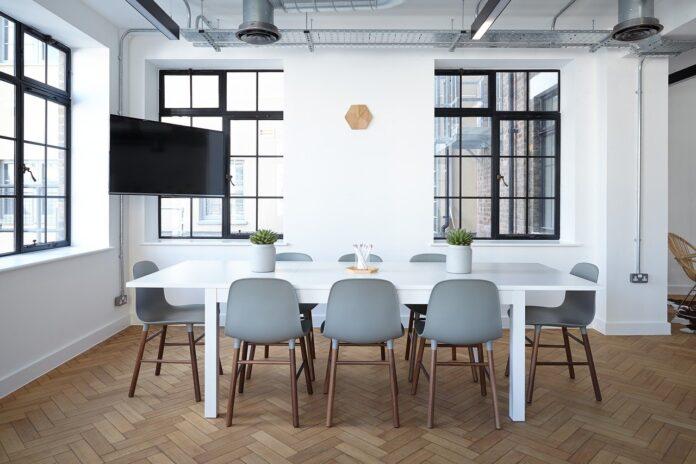 Modern Ofis Dekorasyon Fikirleri