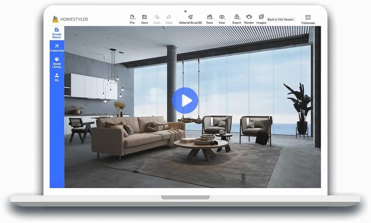 Home Styler Dekorasyon Uygulaması
