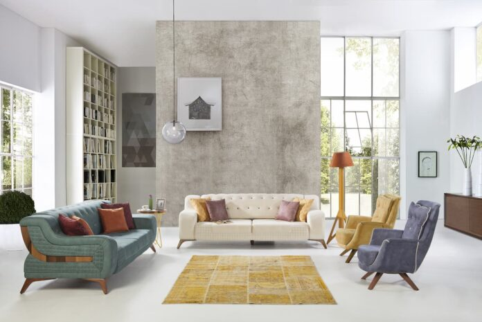 Evdeki Mobilyaları Düzenlemek İçin 4 İpucu