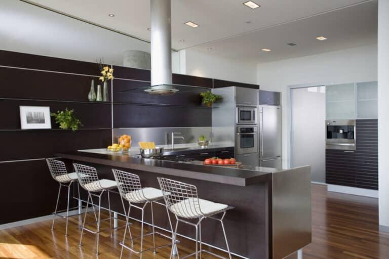 Mutfak Dolaplarınıza Renk Katacak Fikirler