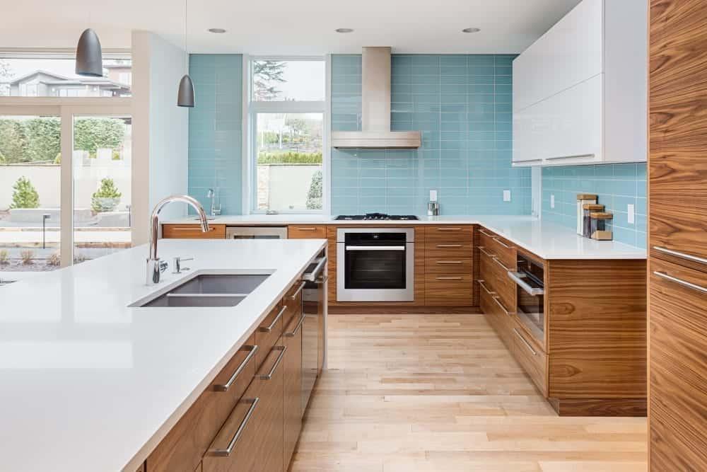 Mutfak Tezgahında Kontrast Yaratmanın 6 Yolu
