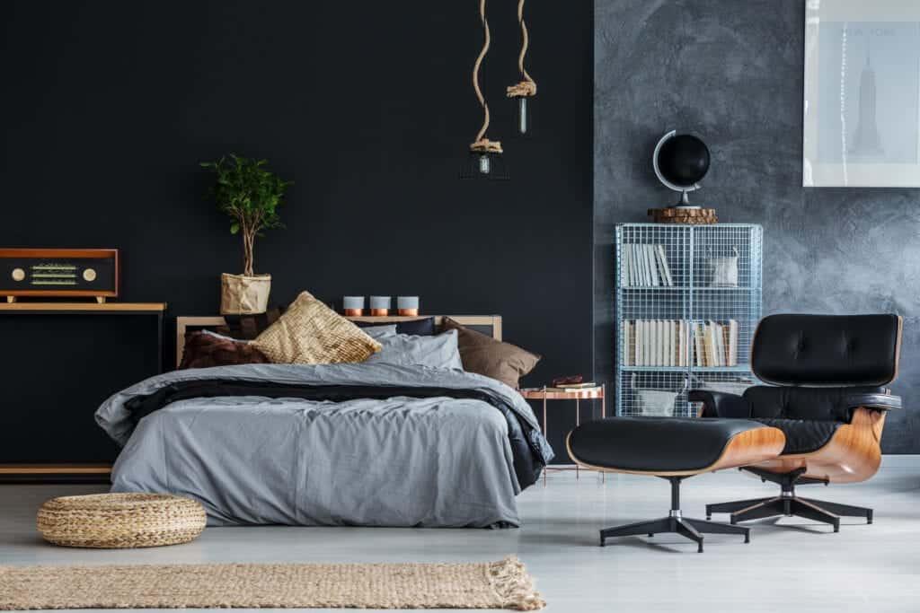 Yatak Odası Boyama