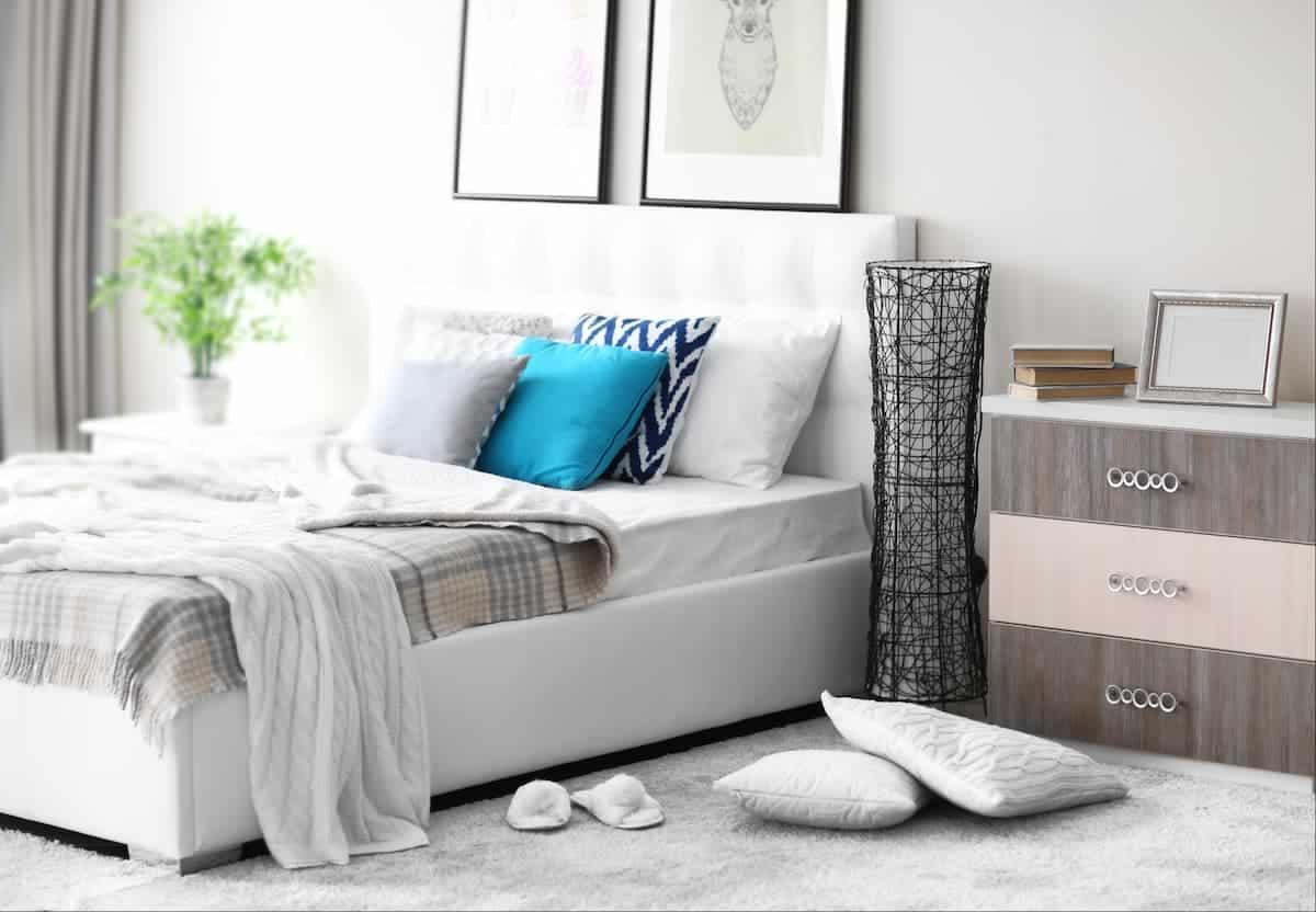 Yatak Odası Tasarımında Ton Sür Ton Kullanımı