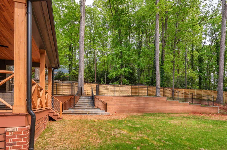 Modern Tarzı ile Göz Dolduran Bir Çiftlik Evi