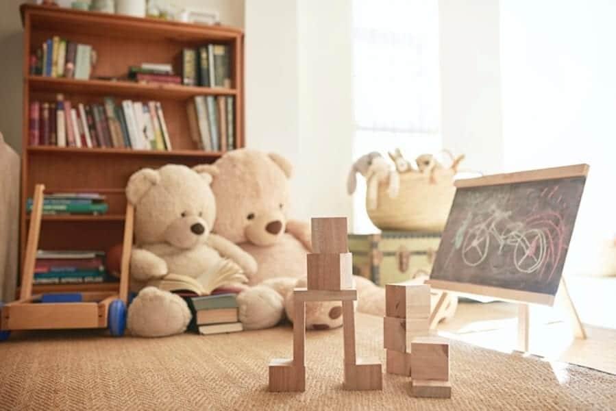 Çocuklar İçin Eğlenceli Oyun Odası Fikirleri