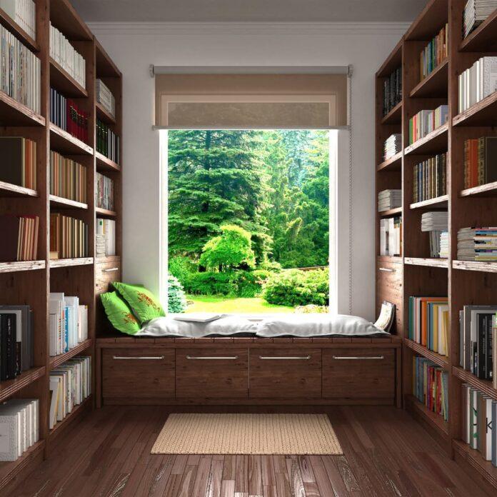 Rüya Gibi Bir Ev Kütüphanesi İçin İpuçları